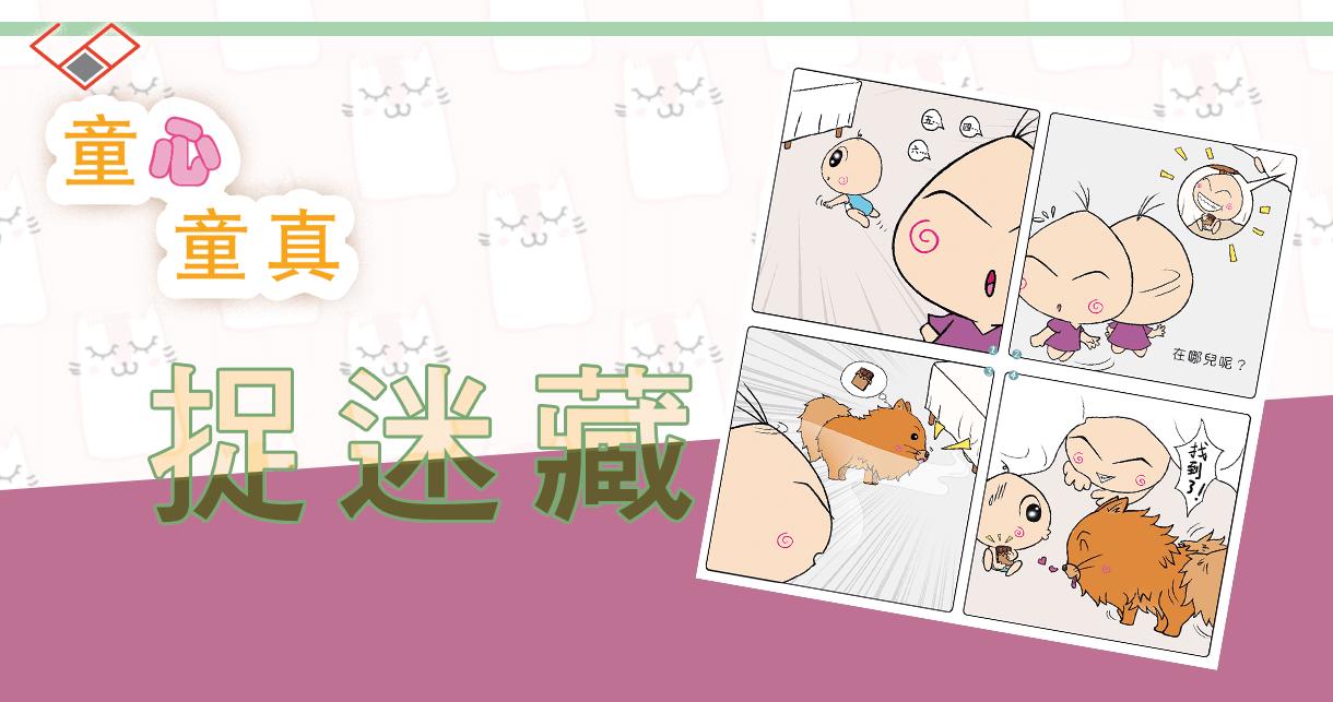 小狗捉迷藏 Hide and Seek
