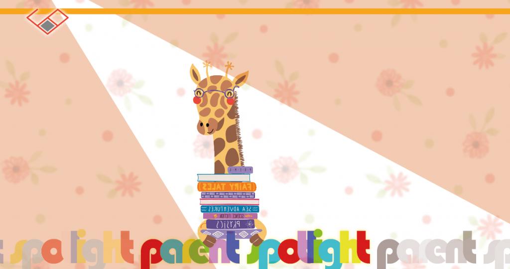 Parent Spotlight from Eveline Yu