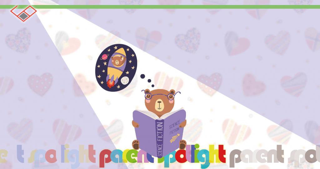 Parent Spotlight : Jonathan Lin