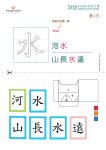 同韻字 Advent calendar 2019 - 中文字 水
